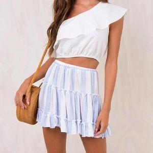 Salt Water Mini skirt